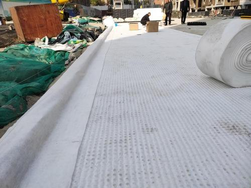 荆州车库顶板渗排水回用系统